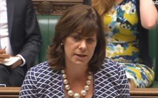 Claire Perry takes control of expanded climate and energy policy brief